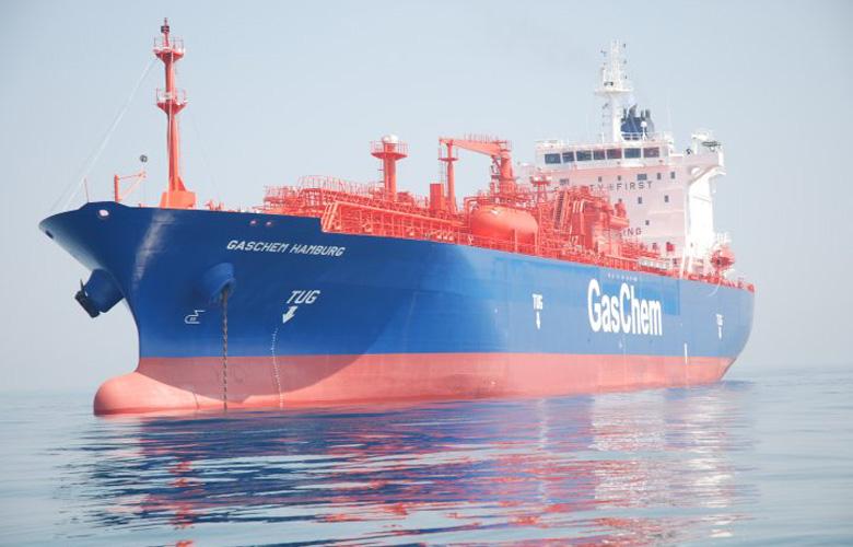 Ammonia shipping – Hartmann Reederei