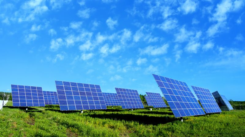 Image for Towards a Solar Economy