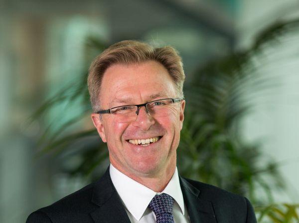 Michael Beilinksi CEO of Siemens Energy Pty Ltd