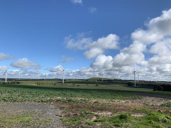 Mt Mercer wind farm